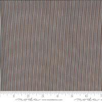 Moda Fabric - Folktale - Lella Boutique - Skinny Stripes Coco #5125 18