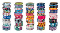 The Paper Studio - Far From Basic Washi Tape - Set of 50