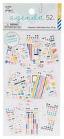 The Paper Studio - Sticker Book - Happiness Foil Stickers
