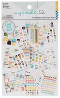 The Paper Studio - A5 Sticker Book - Fab & Fearless