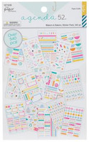 The Paper Studio - A5 Sticker Book - Makers & Bakers