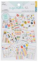 The Paper Studio - A5 Sticker Book - Lemon Drop