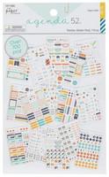 The Paper Studio - A5 Sticker Book - Teacher