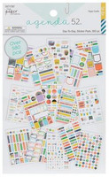 The Paper Studio - A5 Sticker Book - Day To Day