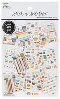 The Paper Studio - A5 Sticker Book - Wanderlust