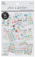 The Paper Studio - A5 Sticker Book - Funky Animals
