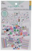 The Paper Studio - A5 Sticker Book - Menagerie
