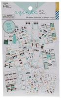 The Paper Studio - A5 Sticker Book - Side Hustle