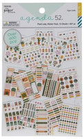 The Paper Studio - A5 Sticker Book - Plant Lady