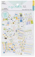 The Paper Studio - A5 Sticker Book - Home