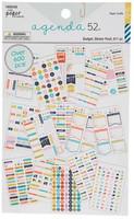 The Paper Studio - A5 Sticker Book - Budget
