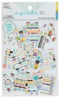 The Paper Studio - A5 Sticker Book - Floral