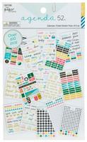 The Paper Studio - A5 Sticker Book - Calendar