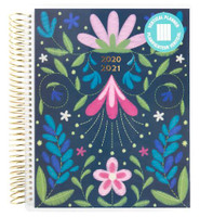 Recollections - 2020 - 2021 Medium Stitched  Planner - 18 Months (Dated, Vertical)