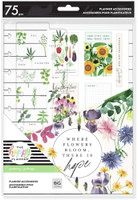 The Happy Planner - Me and My Big Ideas - Classic Accessory Pack - Garden Vibes