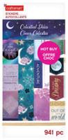 Craft Smart - Sticker Book - Celestial Skies