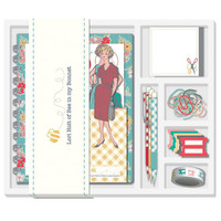 Riley Blake Designs - Lori Holt of Bee in my Bonnet - My Happy Place Office Bundle
