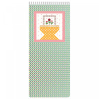 Riley Blake Designs - Lori Holt of Bee in my Bonnet - Prim List Notebook Top Bound