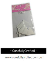 Sue Daley English Paper Piecing - 1 1/2 inch Equilateral Triangle - Paper Pieces - (Pack of 50)