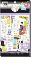 The Happy Planner - Me and My Big Ideas - Value Sticker Book - Happy Goals (#824)