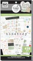 The Happy Planner - Me and My Big Ideas - Value Sticker Book - Homebody Seasonal (#439)