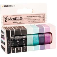 Studio Light - Essentials Washi Tape - Planner