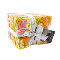 Moda Fabric Precuts - A Blooming Bunch by Maureen McCormick - Fat Quarter Bundle