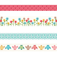 Riley Blake Designs - Lori Holt of Bee in my Bonnet - Granny Chic Washi Tape