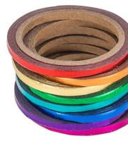 The Paper Studio - Bright Foil Washi Tape (3mm)