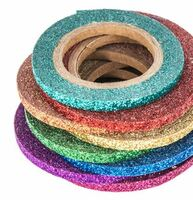 The Paper Studio - Bright Glitter Washi Tape (3mm)
