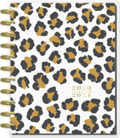 The Happy Planner - Me and My Big Ideas - BIG Teacher Happy Planner - Leopard Lessons - 12 Months (Dated, Teacher)
