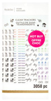 Recollections - Sticker Book - Clear Trackers