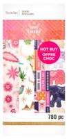Recollections - Sticker Book - Boho