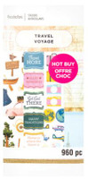 Recollections - Sticker Book - Travel Stickers