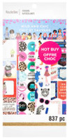 Recollections - Sticker Book - Wild & Chic