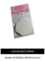 Sue Daley English Paper Piecing -  1 inch Octagon - Paper Pieces - (Pack of 50)