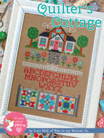 It's Sew Emma - Lori Holt of Bee in My Bonnet - Cross Stitch Pattern - Quilters Cottage