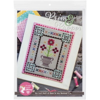 It's Sew Emma - Cross Stitch Pattern - Prim & Proper