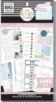 The Happy Planner - Me and My Big Ideas - Value Sticker Book - Trust The Process Reflection (#1483)
