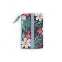 The Happy Planner - Me and My Big Ideas - Floral Classic Banded Pouch With Pen Loop