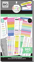 The Happy Planner - Me and My Big Ideas - Value Sticker Book - Get Social (#993)