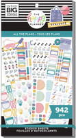 The Happy Planner - Me and My Big Ideas - Value Sticker Book - All The Plans (#942)