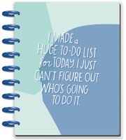 The Happy Planner - Me and My Big Ideas - Classic Guided Journal - LOL Quotes