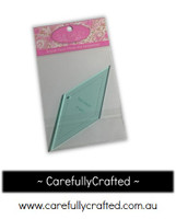 Sue Daley English Paper Piecing -  2 inch Eight Pointed Star - Template