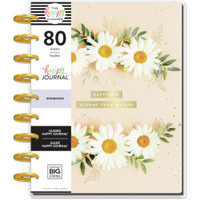 The Happy Planner - Me and My Big Ideas - Classic Guided Journal - Pressed Florals