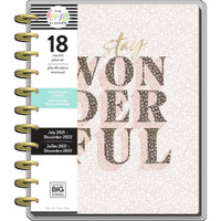 The Happy Planner - Me and My Big Ideas - Big Happy Planner - 2021-2022 Colorful Leopard - 18 Months (Dated, Dashboard)