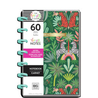 The Happy Planner - Me and My Big Ideas - Mini Happy Note - Jungle Vibes (Dot Lined)