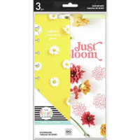 The Happy Planner - Me and My Big Ideas - Classic Dashboards - Pressed Florals