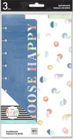 The Happy Planner - Me and My Big Ideas - Classic Dashboards - Painterly Pastels