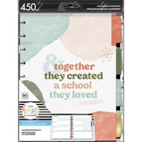 The Happy Planner - Me and My Big Ideas - Classic Extension Pack - Homeschool